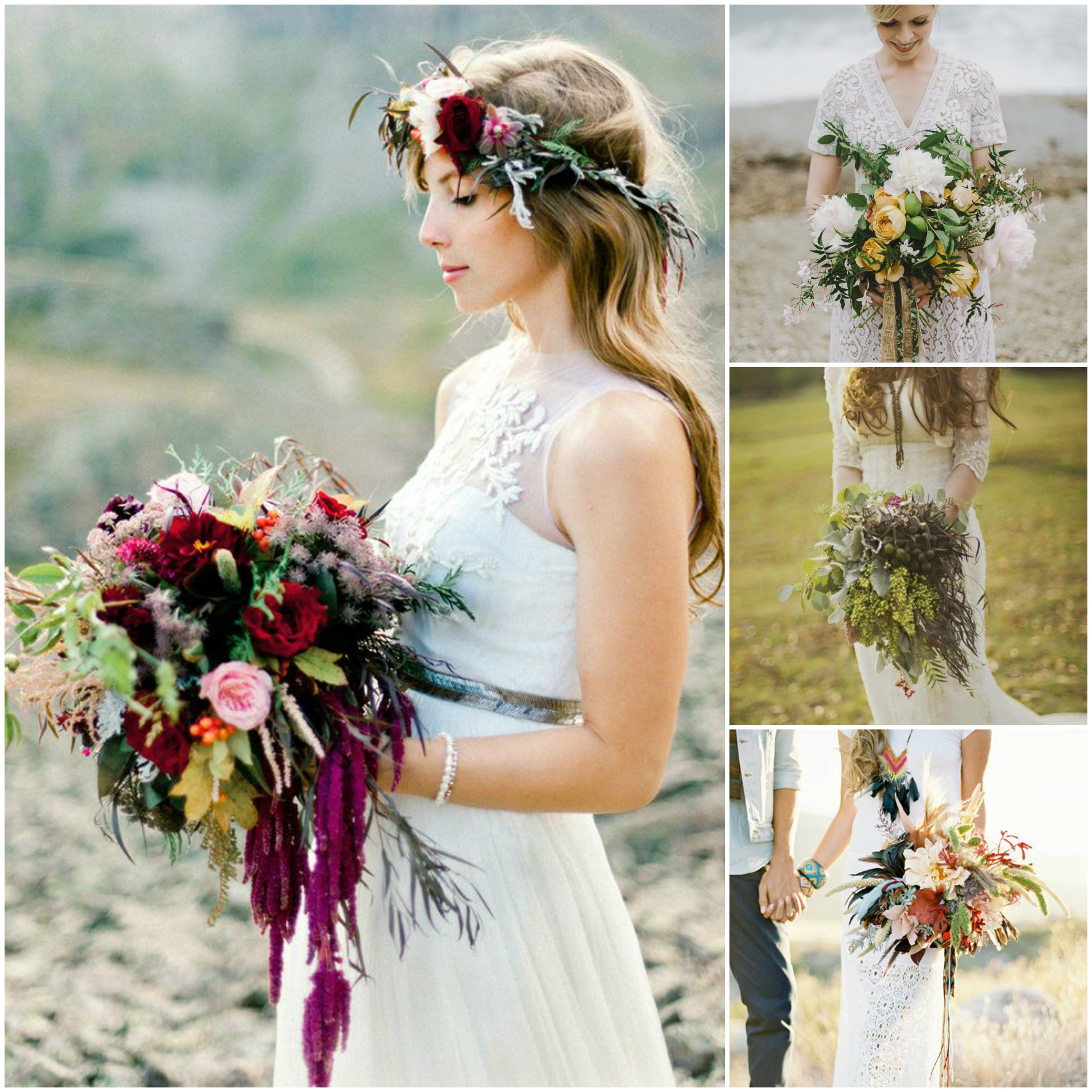 Wedding Inspirations: Eclectic And Eccentric