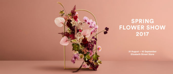 Bring On Spring Florist With Flowers