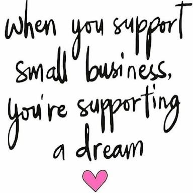 Small business BIG dreams