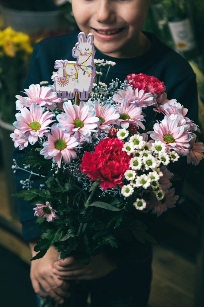 Morrisons pocket money friendly range, image by Florist with Flowers