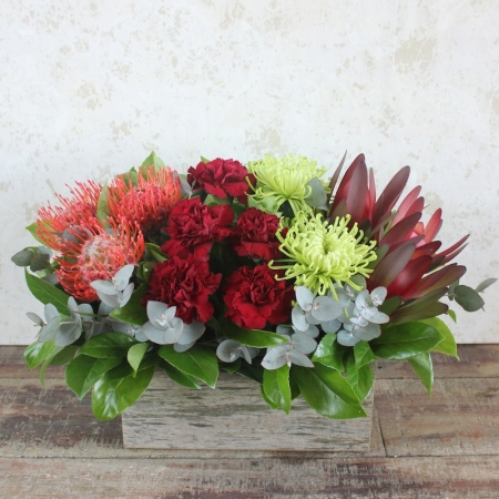 Gift of Joy Christmas Flowers, Image by Florist With Flowers