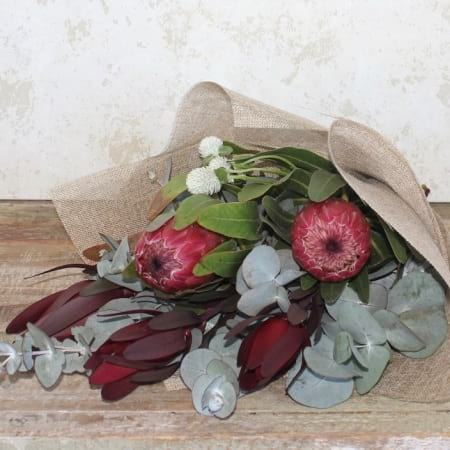 Rustic Native Posy