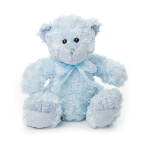 Georgie Bear Blue 30cm