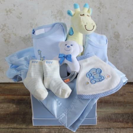 Baby Boy`s First Gift
