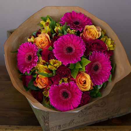 Bright Lavish Posy