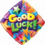 Good Luck Foil Balloon 18