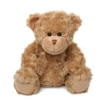 Georgie Bear Brown 20cm