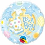 It`s a Boy Foil Balloon 18
