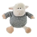 Sheep with Grey Jumper 25cm